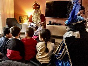 Sinterklaas in Zwolle